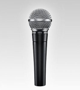 Shure Sm58 Vocal Microphone