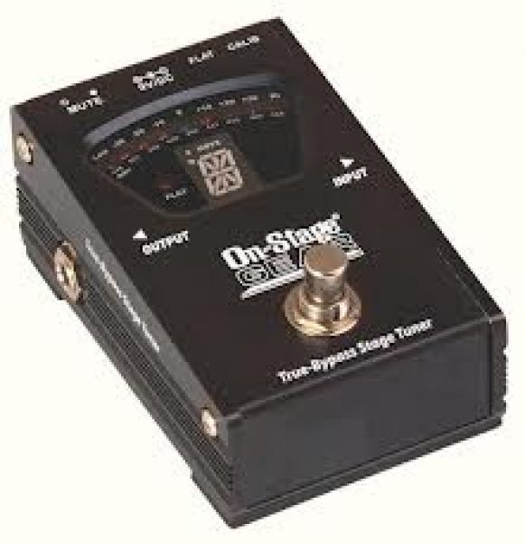 OnStage GTA7800 Pedal Tuner