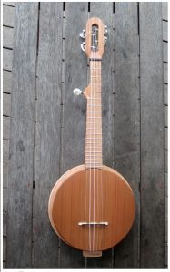 Rocky Creek Strings Travel Banjo