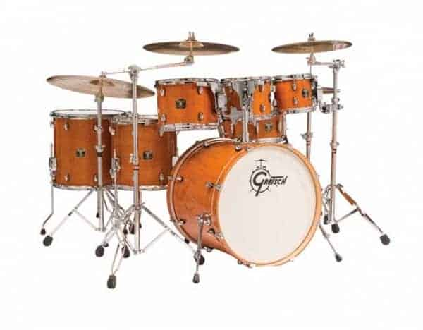 Gretsch Marquee Series - CatalinMaple - Amber Gloss