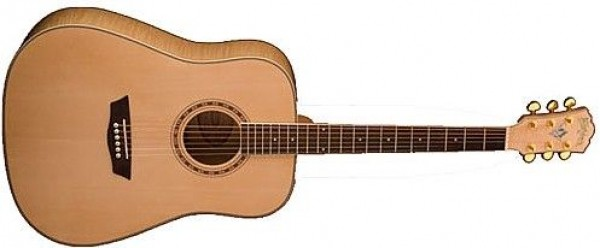Washburn WD40S Dreadnought Acoustic Guitar