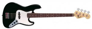 Squier by Fender Affinity Series Jazz Bass - Black