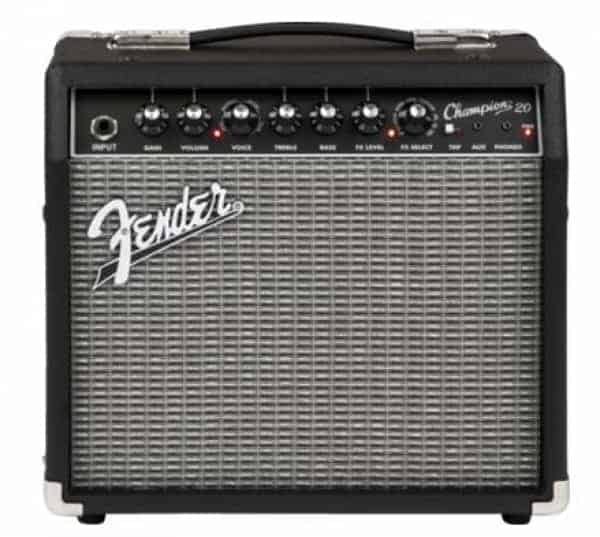 Fender Champion 20 (20w 1x8) Guitar Amp