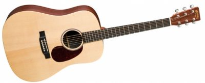 Martin DX1AE X-Series Dreadnought Mahogany