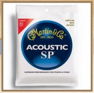 Martin MSP3100 - SP, Light, 80/20 12-54