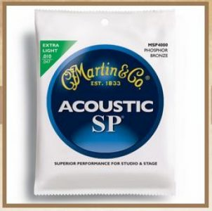 Martin MSP4000 SP, ExtrLight, 92/8 10-47