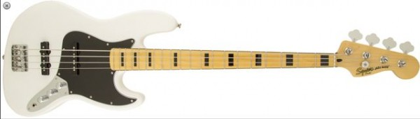 Squier by Fender Vintage Modified Jazz Bass '70s