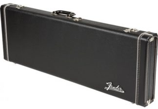 Fender Strat / Tele Multi-Fit Hardshell Cases Black w/ Black