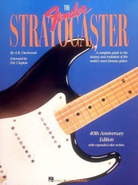 Fender The Fender Stratocaster Special 40th Anniversary - A.R. Duchossoir