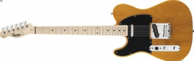Squier Telecaster by Fender Affinity Special LH Butterscotch