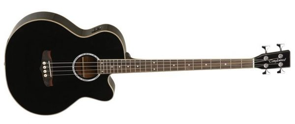 Tanglewood Evolution TAB1 CE BK Acoustic Bass