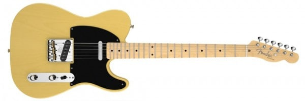 Squier Telecaster by Fender Affinity Series - Butterscotch