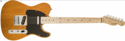 Squier by Fender Affinity Series Telecaster Butterscotch