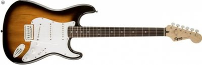 Squier by Fender Bullet Strat Sunburst
