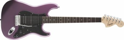 Squier Stratocaster by Fender Affinity HSS Burgundy Mist