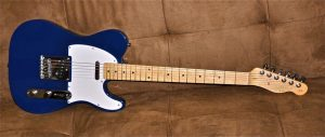 Squier by Fender Affinity Series Telecaster Metallic Blue