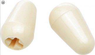 Fender Switch Tip - Strat Aged White (2)