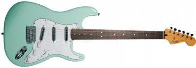 Squier by Fender Vintage Modified Surf Strat - Surf Green