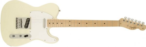 Squier by Fender Affinity Telecaster Arctic White
