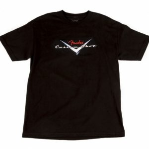 "Fender ""Custom Shop Original Logo"" Tee-Shirt - M"