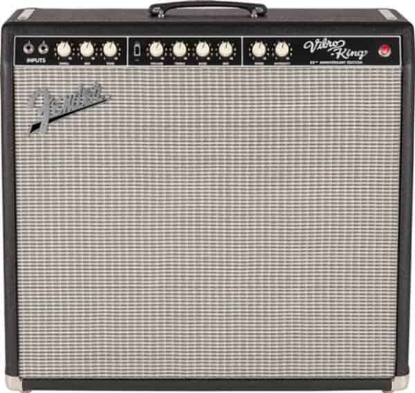 Fender Vibro-King Black Tolex - 20th Anniversary - Custom Shop Amp