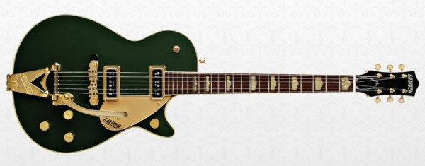 Gretsch G6128TCG DUO JET w/Bigsby Cadillac Green Professional Series