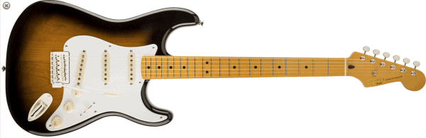 Squier by Fender Classic Vibe Stratocaster™50s 2-Tone Sunburst