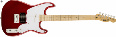 Squire by Fender Vintage Mod Candy Apple Red