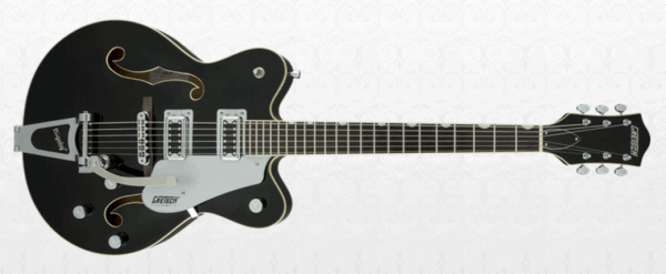Gretsch G5422 Black Hollow Body Double Cut