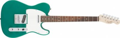 Squier by Fender Affinity Telecaster Race Green