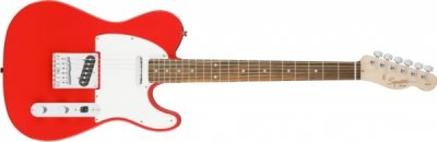 Squier by Fender Afinity Telecaster Race Red