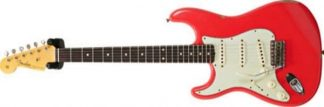 Fender Stratocaster 1961 Relic Custom Shop FiestRed Left Handed