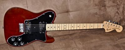 Fender Classic Series '72 Telecaster Deluxe 2015 Walnut