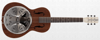 Gretsch G9200 BOXCAR ROUND NECK RESONATOR Natural