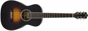 Gretsch G9511 Style 1 Single 0 Parlor Acoustic Guitar AppalachiCloudburst