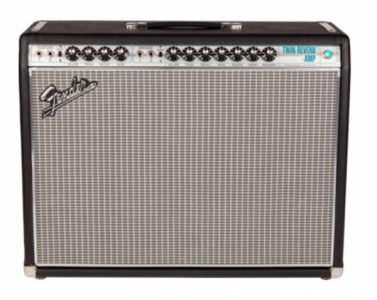 Fender Twin Custom '68 Reverb Amp