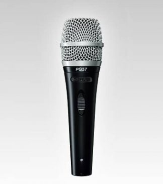 Shure PG57 Instrumental Microphone