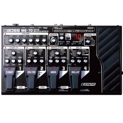 BOSS ME-70 Multi-Effects Pedal Unit