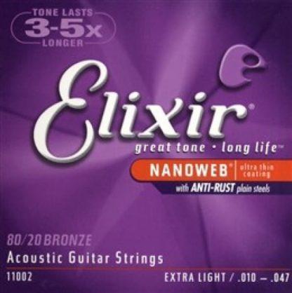 Elixir ExtrLight, Nanoweb 10-47