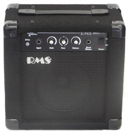 RMS Practise Amp