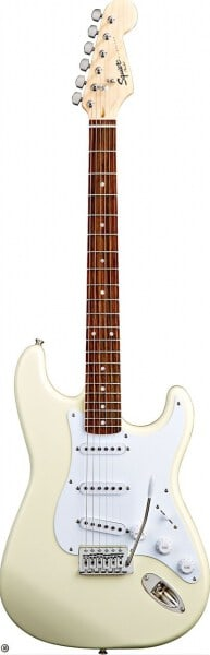 Fender SquierBullet Strat New Olympic White