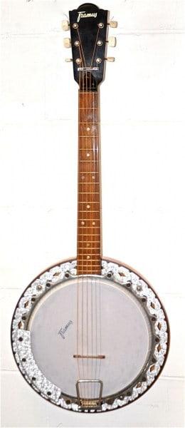 Framus 6 String Banjo c1970