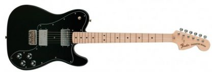 Fender Telecaster Classic Series 1972 Deluxe Black