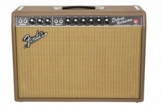 Fender FSR 65 Deluxe Reverb Brown / Wheat
