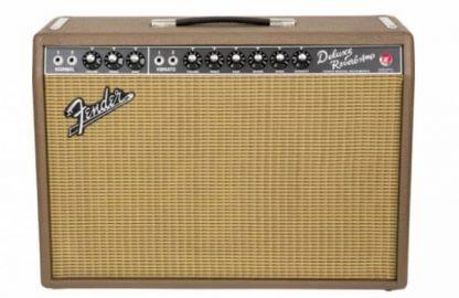 Fender FSR 65 Deluxe Reverb Brown / Wheat