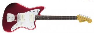 Squier by Fender Jazzmaster Vintage Mod Candy Apple Red
