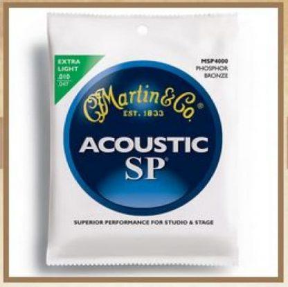 Martin MSP4000 SP, ExtrLight, 92/8 10-47