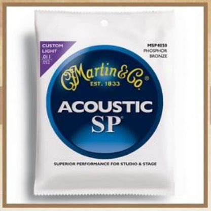 Martin MSP4050 SP, Custom Light, 92/8 11-52