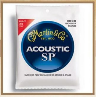 Martin MSP4100 SP, Light, 92/8 12-54