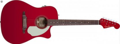 """Fender Sonoran SCE Candy Apple Red """"Version 2"""""""